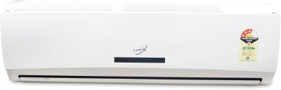 LumX 2 Ton 3 Star BEE Rating 2018 Split AC  - White(LX243VPFZ, Aluminium Condenser)