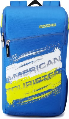 American Tourister Zest Sch Bag 24 L Backpack Blue
