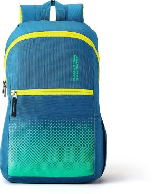 1a4b32a5022bd5 American Tourister Fizz Sch Bag 32.5 L Backpack(Blue) on Flipkart ...