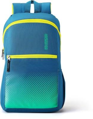 American Tourister AMT DASH SCH BAG 01 – BLACK 19.5 L Backpack