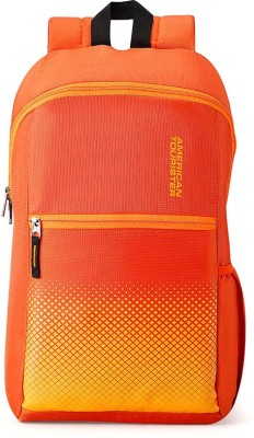 American Tourister AMT DASH SCH BAG 01 – RUST 19.5 L Backpack