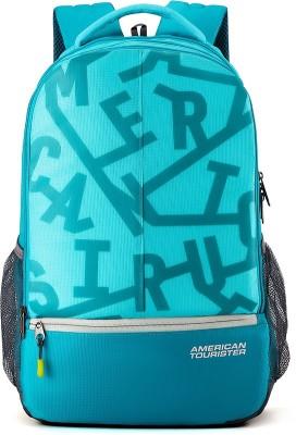 American Tourister Fizz Sch Bag 32.5 L Backpack(Blue)