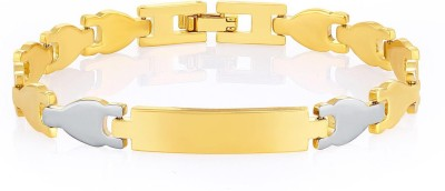 Sukkhi Alloy Rhodium, Gold-plated Bracelet at flipkart