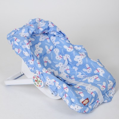 Dash Multipurpose (7 in 1) Blue baby carry cot with mosquito net and Sun shade(Blue)  available at flipkart for Rs.1570