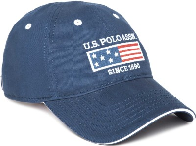 2eb66089d1d 50% OFF on U.S. Polo Assn Solid Round Cap on Flipkart