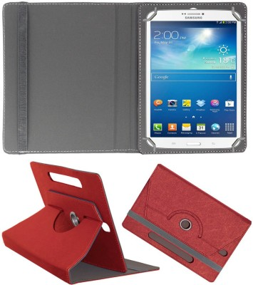 ACM Book Cover for Samsung Galaxy Tab 3 T311(Red)
