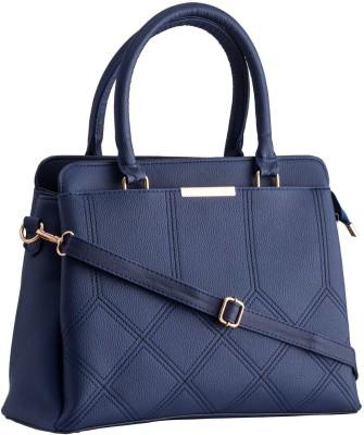 Legal Bribe Hand-held Bag(Blue)