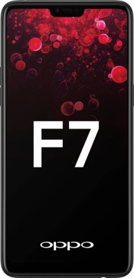 Oppo F7 (Oppo CPH1819) 64GB 4GB RAM Black Mobile