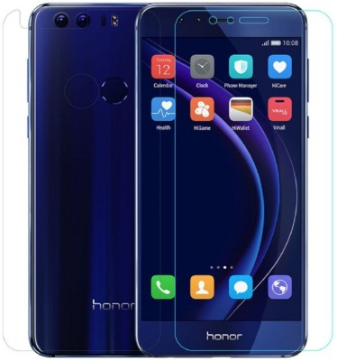 GS SMART Front and Back Tempered Glass for Honor 7X(Pack of 2)