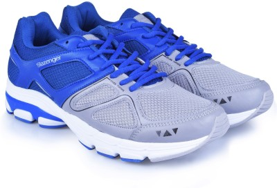 58fcd1a29cd 68% OFF on Slazenger Astron Running Shoes For Men(Blue, Grey) on Flipkart |  PaisaWapas.com
