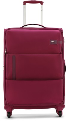 VIP WALTZ 4W EXP STROLLY 67 ORCHID Expandable  Check-in Luggage - 26 inch(Purple)