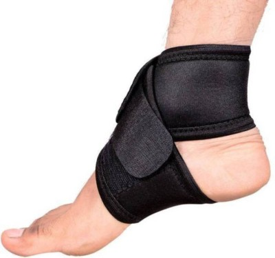 N.VCOMMUNICATION24X7 best quality ankle support ( black ) Ankle Support(Black)