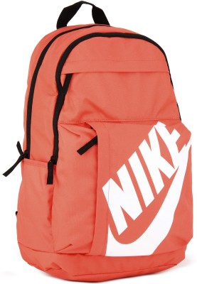 Nike NK ELMNTL BKPK 20 L Backpack(Orange)