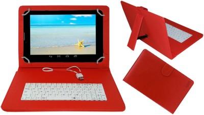 ACM Keyboard Case for Shrih Sh-0013(Red, Cases with Holder)