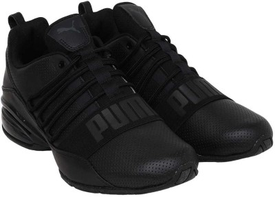 ffe31e0f4fc Buy Puma Cell Regulate SL Running Shoes For Men(Black) on Flipkart ...