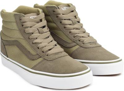 Vans Ward Hi Sneakers For Men