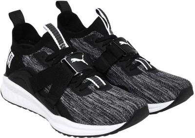 lowest price 43800 4db27 Puma IGNITE evoKNIT Lo 2 Running Shoes For Men(Black)