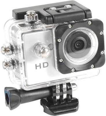 Avyana Powershot Full HD 1080P Sports and Action Camera(Black 12 MP) 1
