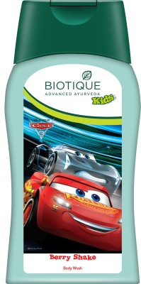 Biotique Berry Shake Body Wash, 200 ML