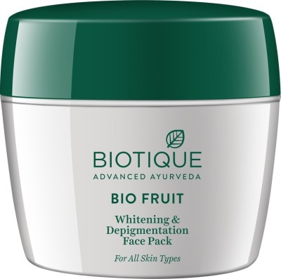 Biotique Bio Fruit Whitening and Depigmentation Face Pack(235 g)