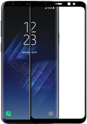 """Nillkin Edge To Edge Tempered Glass for Samsung Galaxy S9 Plus (6.2"""" Inch) CP+ Max(Pack of 1)"""
