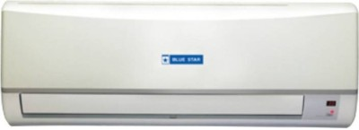 Blue Star 1 Ton 3 Star BEE Rating 2018 Split AC  - White(3CNHW12OATU, Copper Condenser)   Air Conditioner  (Blue Star)