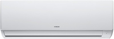 Hitachi 1.5 Ton 3 Star BEE Rating 2018 Split AC  - White(RSC318HBD, Copper Condenser)