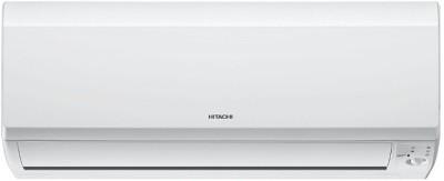 Hitachi 1 Ton 3 Star BEE Rating 2018 Split AC  - White(RSB314IBDO, Copper Condenser) 1