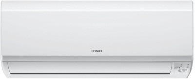 Hitachi 1 Ton 5 Star BEE Rating 2018 Split AC  - White(RSE514HBEA, Copper Condenser) (Hitachi)  Buy Online