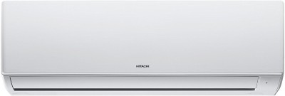 Hitachi 1.5 Ton 3 Star BEE Rating 2018 Split AC  - White(RSD318HBEA, Copper Condenser)   Air Conditioner  (Hitachi)