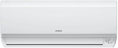 Hitachi 1.5 Ton 3 Star Split AC - White(RSB318IBDO, Copper Condenser)