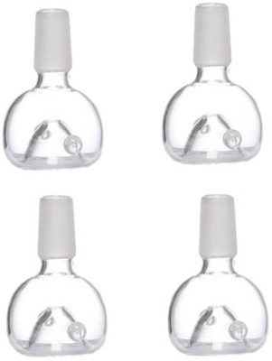 Moksha Bong(Clear, 14.4 mm) at flipkart