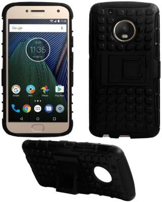 CELLCAMPUS Back Cover for Motorola Moto Z Play Black