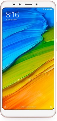 Redmi 5 (Rose Gold, 32 GB)(3 GB RAM)