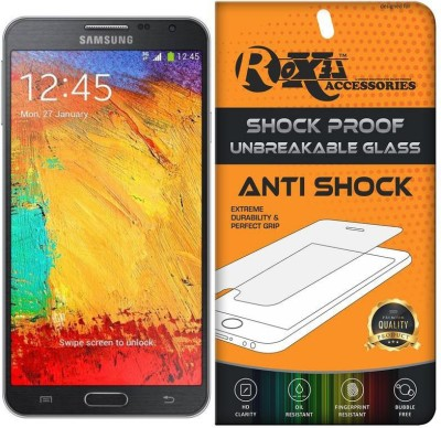 AmericHome Tempered Glass Guard for Samsung Galaxy Note 3(Pack of 1)