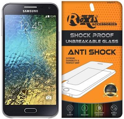 Roxel Screen Guard for Samsung Galaxy E7 (White, 16GB)