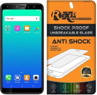 Roxel Screen Guard for Micromax Canvas Infinity Pro (Black, 64 GB)