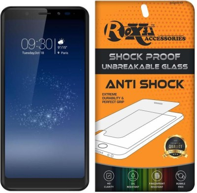Roxel Screen Guard for Micromax Canvas Infinity(Pack of 1)