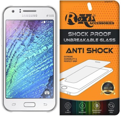 Roxel Screen Guard for Samsung Galaxy J1 (2016)(Pack of 1)