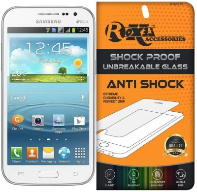 Roxel Screen Guard for Samsung Galaxy Grand Quattro GT-I8552 (Ceramic White)(Pack of 1)