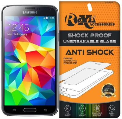Roxel Screen Guard for Samsung Galaxy S5(Pack of 1)