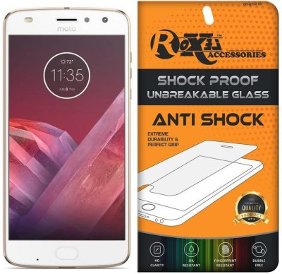 Roxel Screen Guard for Motorola Moto Z2 Play(Pack of 1)