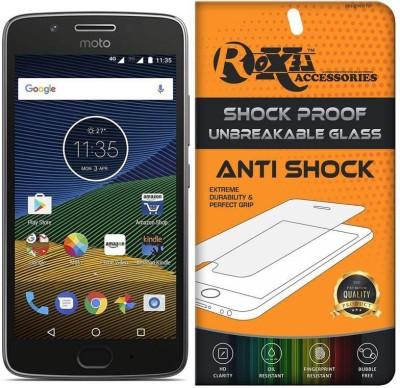 Roxel Screen Guard for Motorola Moto G5(Pack of 1)