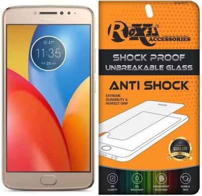 Roxel Screen Guard for Motorola Moto E4 Plus(Pack of 1)