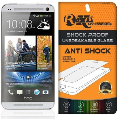 Pear Impossible Screen Guard for HTC One M-8(Pack of 1)