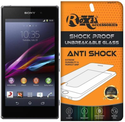 Roxel Screen Guard for Sony Xperia Z1(Pack of 1)