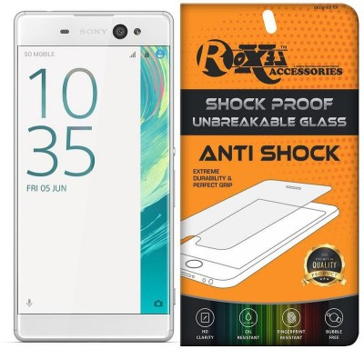 Roxel Tempered Glass Guard for Oppo F3(Pack of 1)