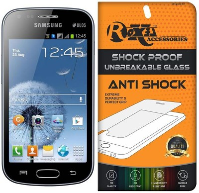 Roxel Impossible Screen Guard for Samsung Galaxy Core GT-I8262 (Chic White)(Pack of 1)
