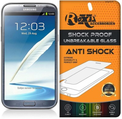 Roxel Screen Guard for Samsung Galaxy Note 2(Pack of 1)