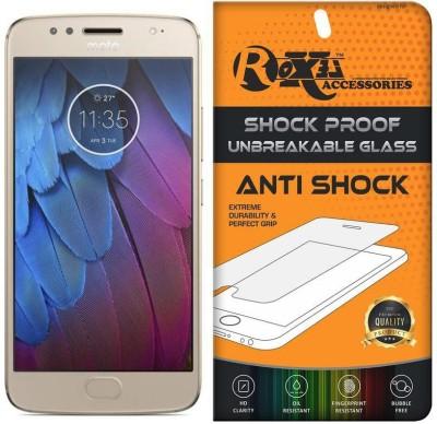Roxel Screen Guard for Motorola Moto G5s(Pack of 1)
